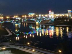 Kirovskiy Bridge