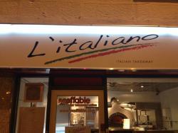L'italiano Takeaway Ltd