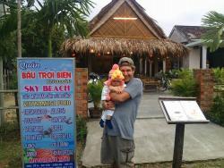 Sky Beach Restaurant