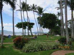 grounds beach side