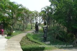 Sculpture Park of the Chinese Ethnics