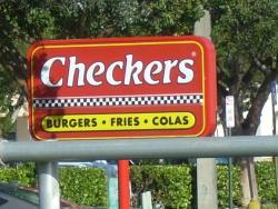 Checkers and Rally's Hamburgers