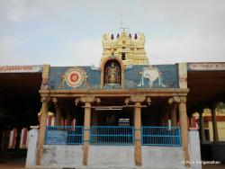 Krishnapuram Anchaneyar Temple