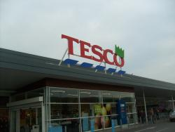 Tesco Supermarket Cafe