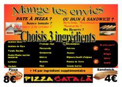 Pizza Català