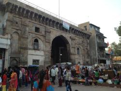 Bhadra Fort & Teen Darwaja