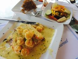 Encanto del mar gourmet