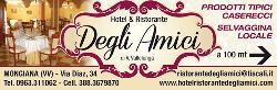 Hotel ristorante degli amici