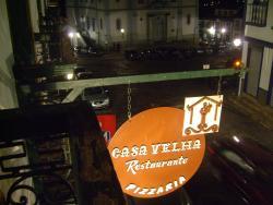 Restaurante e Pizzaria Casa Velha