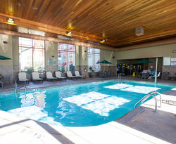 The Pool at the Canal Park Lodge