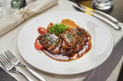 Restaurant Maristella Marine Residence