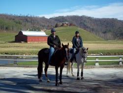 Appalachians by Horseback
