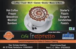 Cafe Frespresso