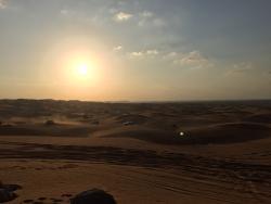 Dubai Desert Safari Tourism