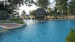 piscine Apsara villa
