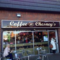 Coffee @ Chesneys