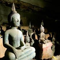 Bouddha Cave - Tham Pha Fa