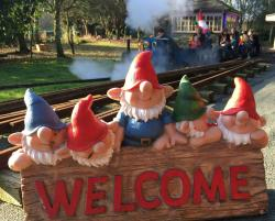 East Herts Miniature Railway