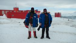 Base General Bernardo O'Higgins ( Chilean Antarctic Base)