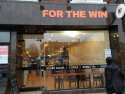 For the Win Cafe