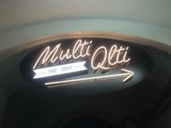 Multi Qlti Tap Bar