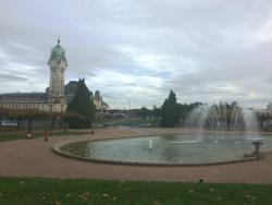 Jardin du Champ de Juillet