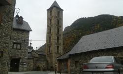 Església de Santa Eulalia d'Erill la Vall