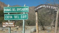 Ruinas del Divisadero