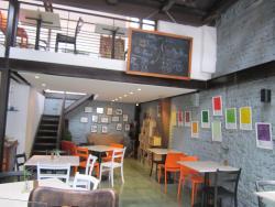 Pantone Restaurante