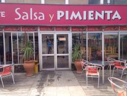 Salsa & Pimienta