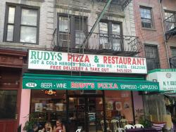 Rudy's Pizza & Restaurant