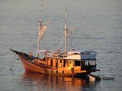 Warisan Komodo Boat