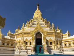Swe Taw Myat Pagoda