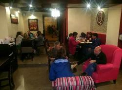 Qillpu Cafe Lounge