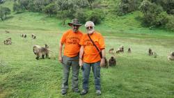 Our trek with Ethiopian eco tour and trek