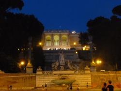 Fontana della Dea Roma