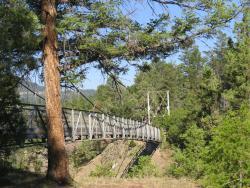 Hellroaring Creek Trailhead