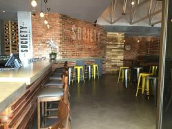 Society Eatery and Cafe Bar
