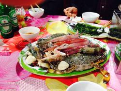 Thanh Hien seafood restaurant