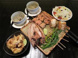 天命庵-日式串燒、熟食
