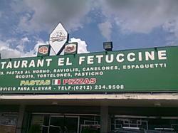 Restaurant El Fetuccine