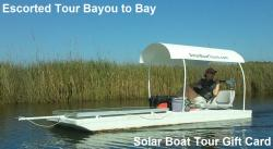 Solar Boat Tours