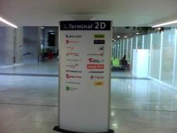 Tourist Information Desk - CDG Terminal 2D