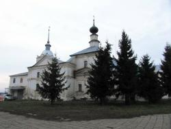 Church of St Nicholas and the Holy Cross (Kresto-nikolskaya tserkov)