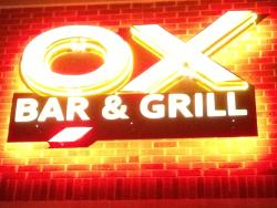 THE OX BAR & GRILL