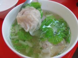 Chaozhou Wonton Mian