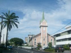 Temple Protestant de Paofai
