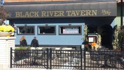 ‪Black River Tavern‬