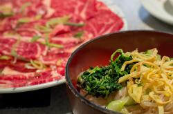 Korean Barbecue Champs-Elysees