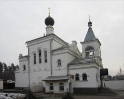 Temple of St. Martyr Konstantin Bogorodskiy